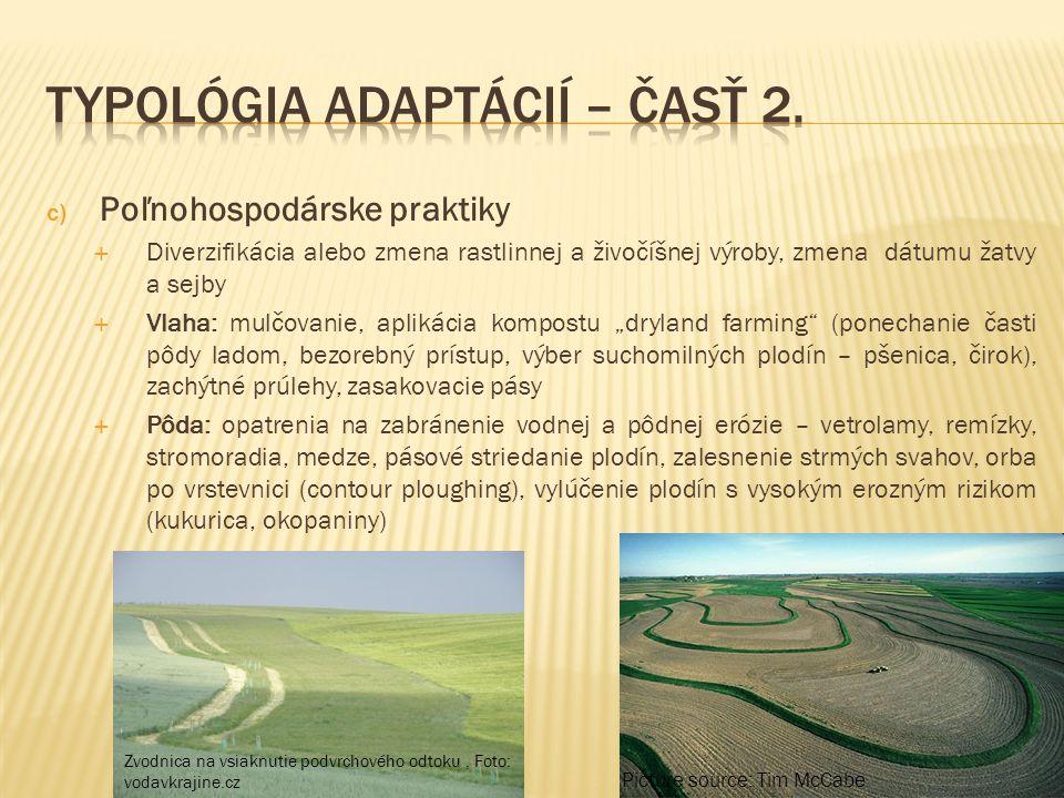 Typológia adaptácií – časť 2.
