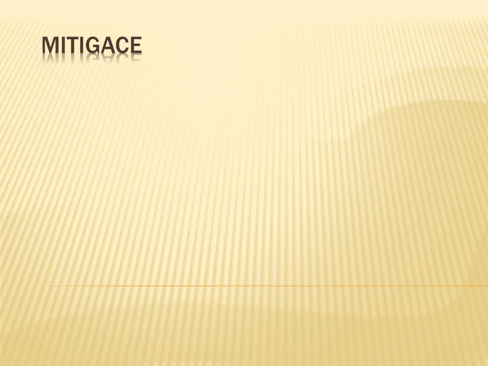 Mitigace