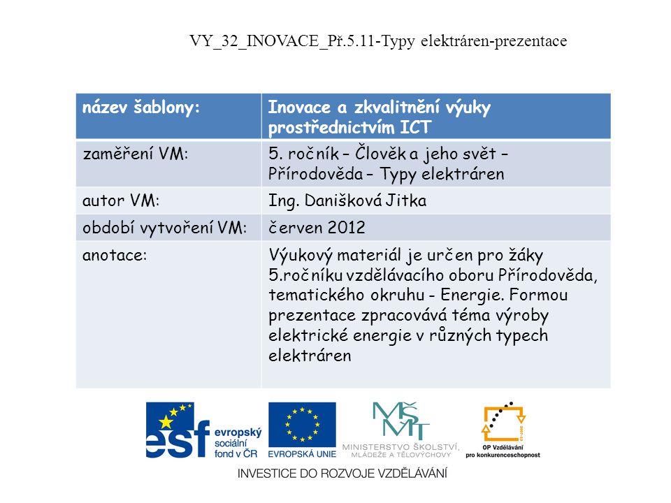 VY_32_INOVACE_Př.5.11-Typy elektráren-prezentace