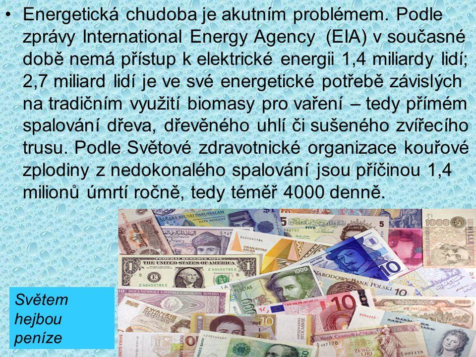 Energetická chudoba je akutním problémem