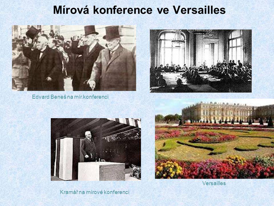 Mírová konference ve Versailles
