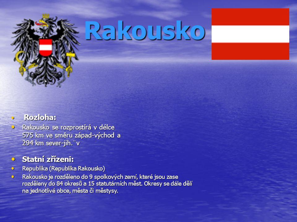 Rakousko Statní zřízeni: