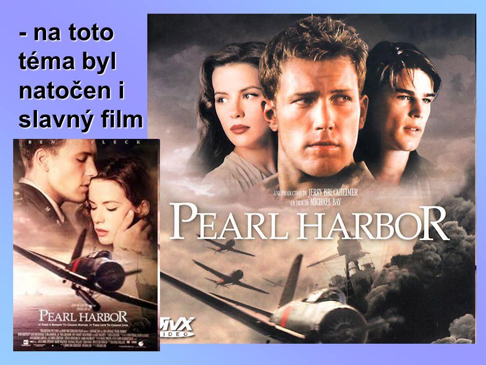 - na toto téma byl natočen i slavný film