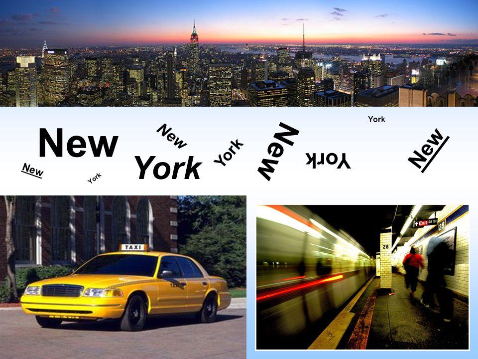 New York York New York York York New New New