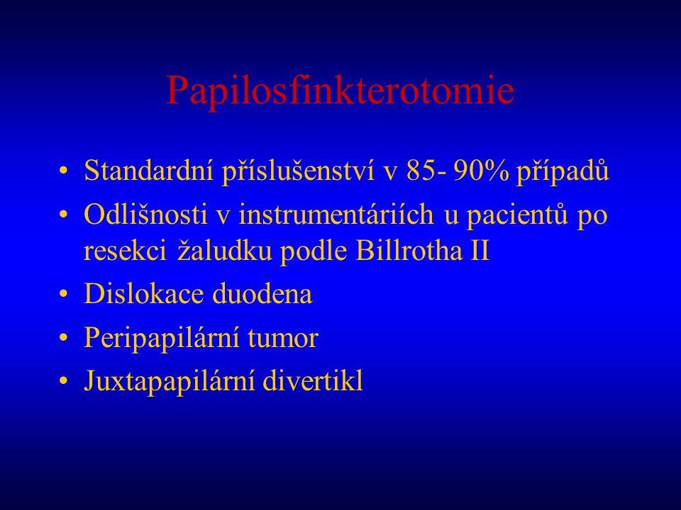 Papilosfinkterotomie