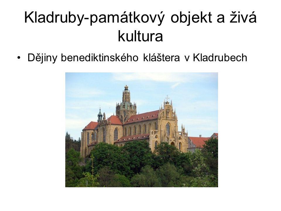 Kladruby-památkový objekt a živá kultura