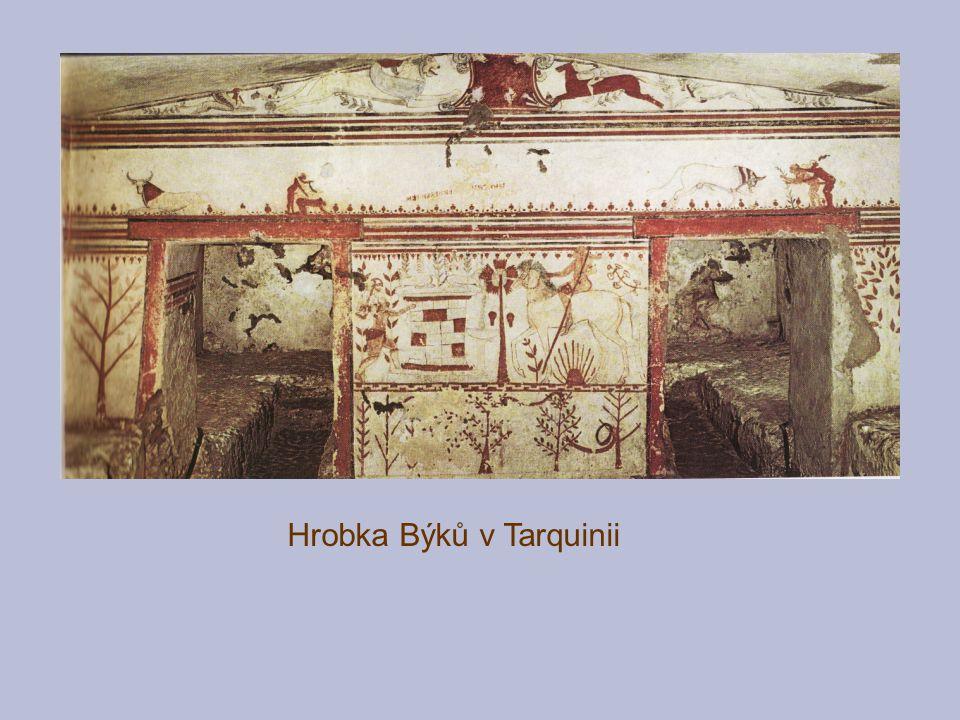 Hrobka Býků v Tarquinii