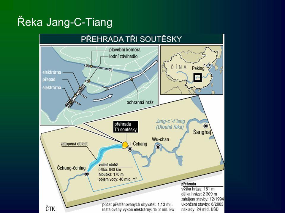 Řeka Jang-C-Tiang