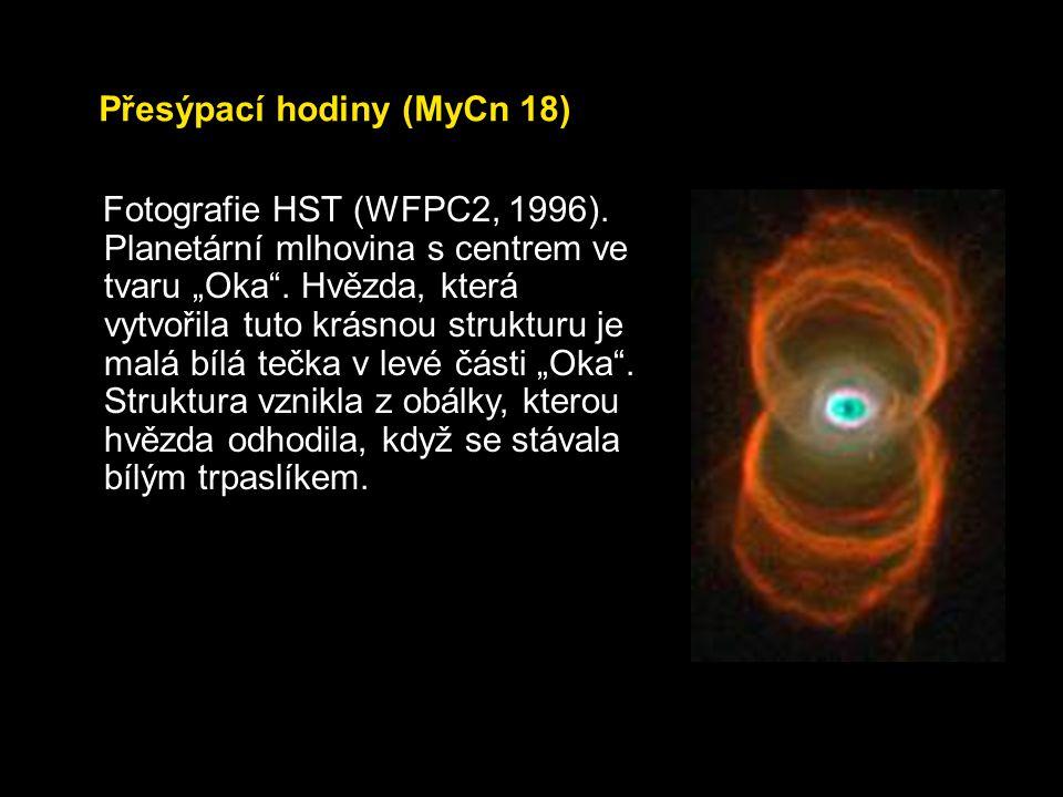 Přesýpací hodiny (MyCn 18)