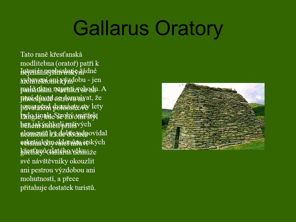 Gallarus Oratory