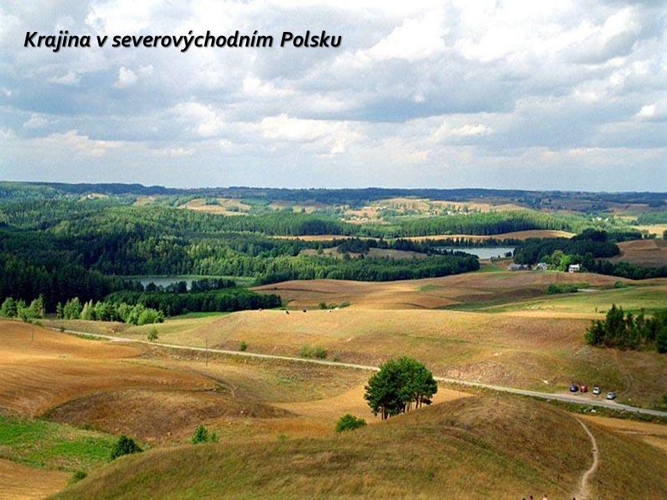 Krajina v severovýchodním Polsku