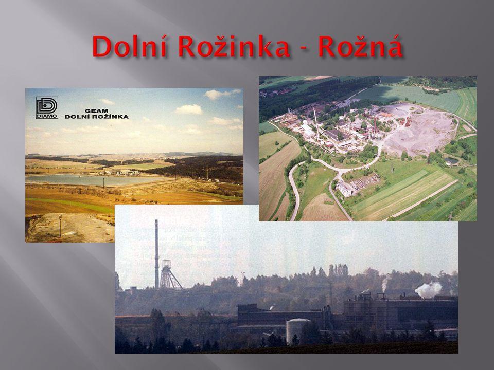 Dolní Rožinka - Rožná