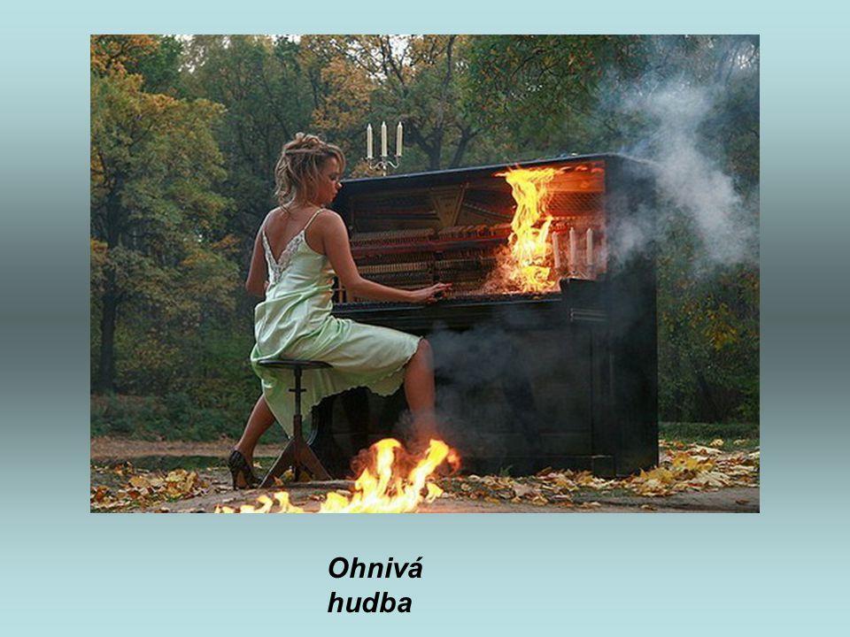 Ohnivá hudba