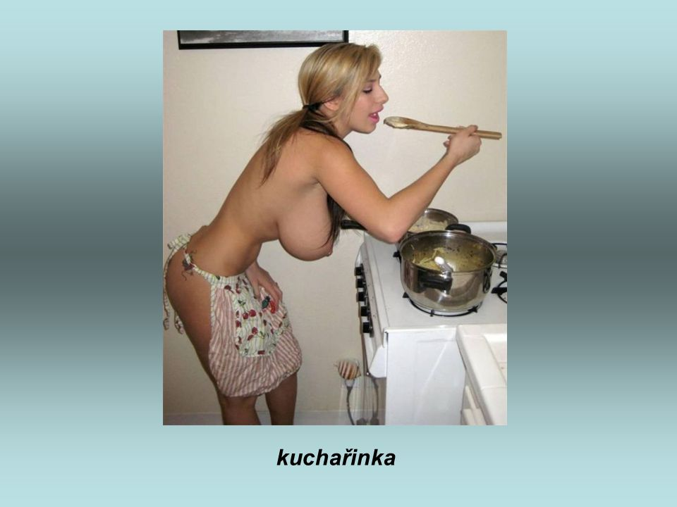 kuchařinka