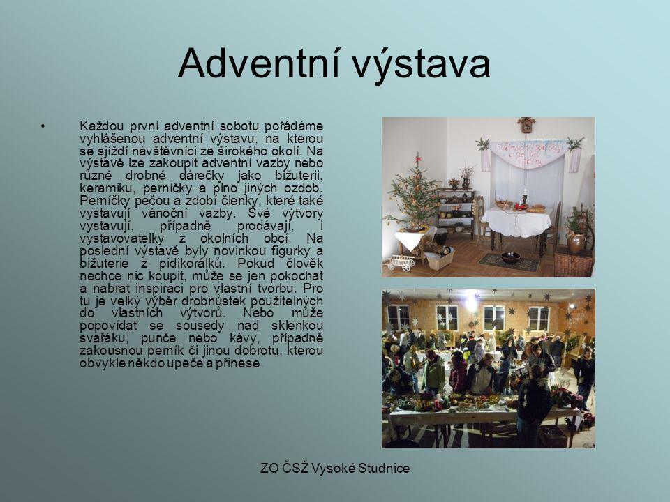 Adventní výstava