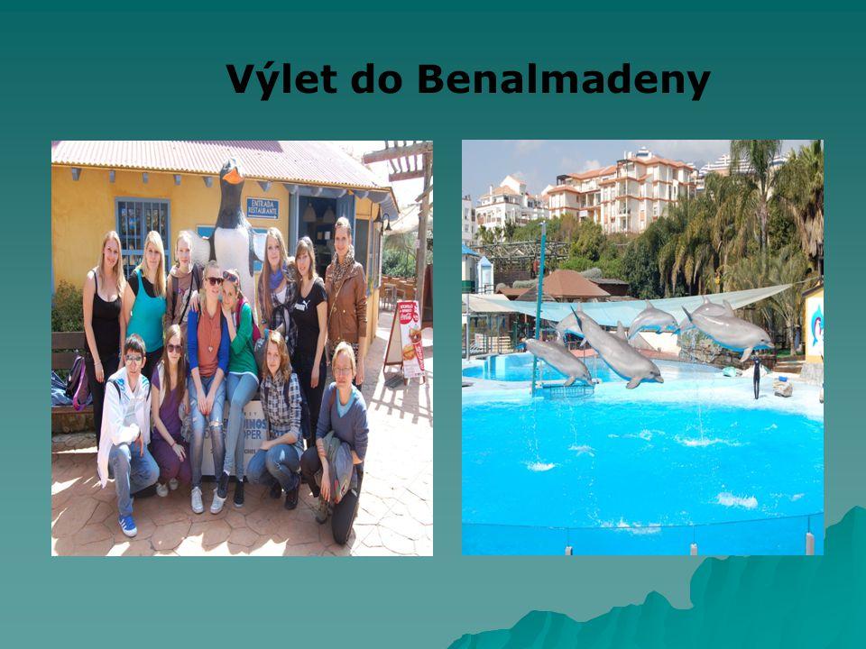 Výlet do Benalmadeny