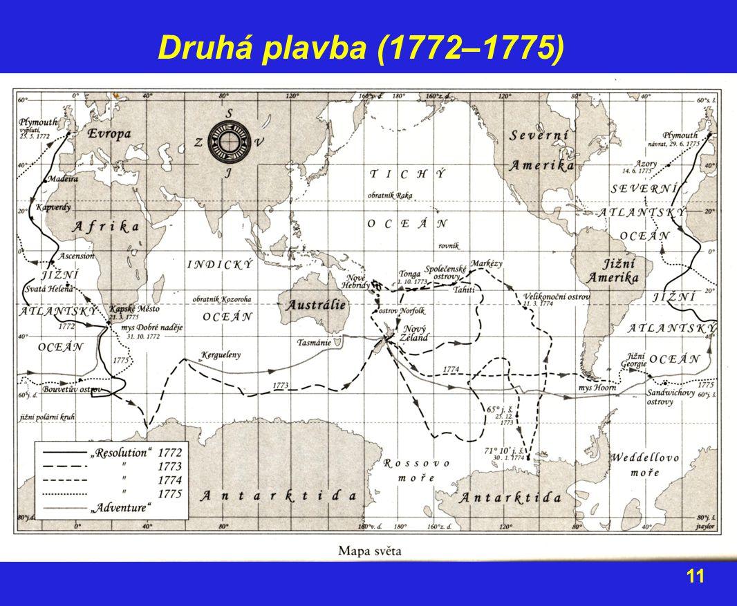Druhá plavba (1772–1775) 11