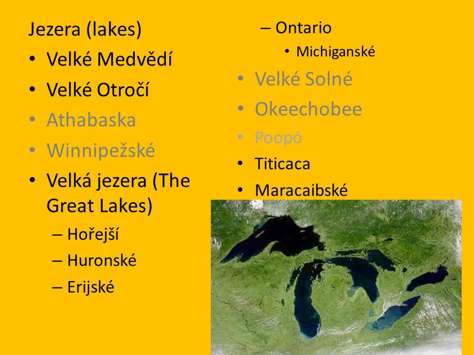 Velká jezera (The Great Lakes)