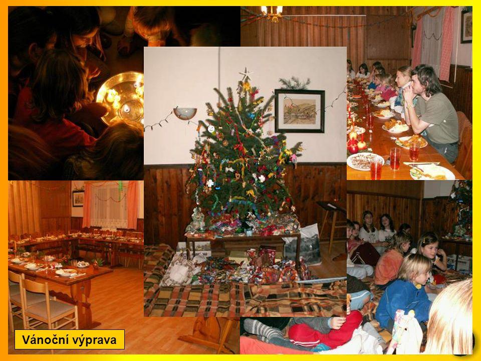 Tradiční akce Vánoční výprava