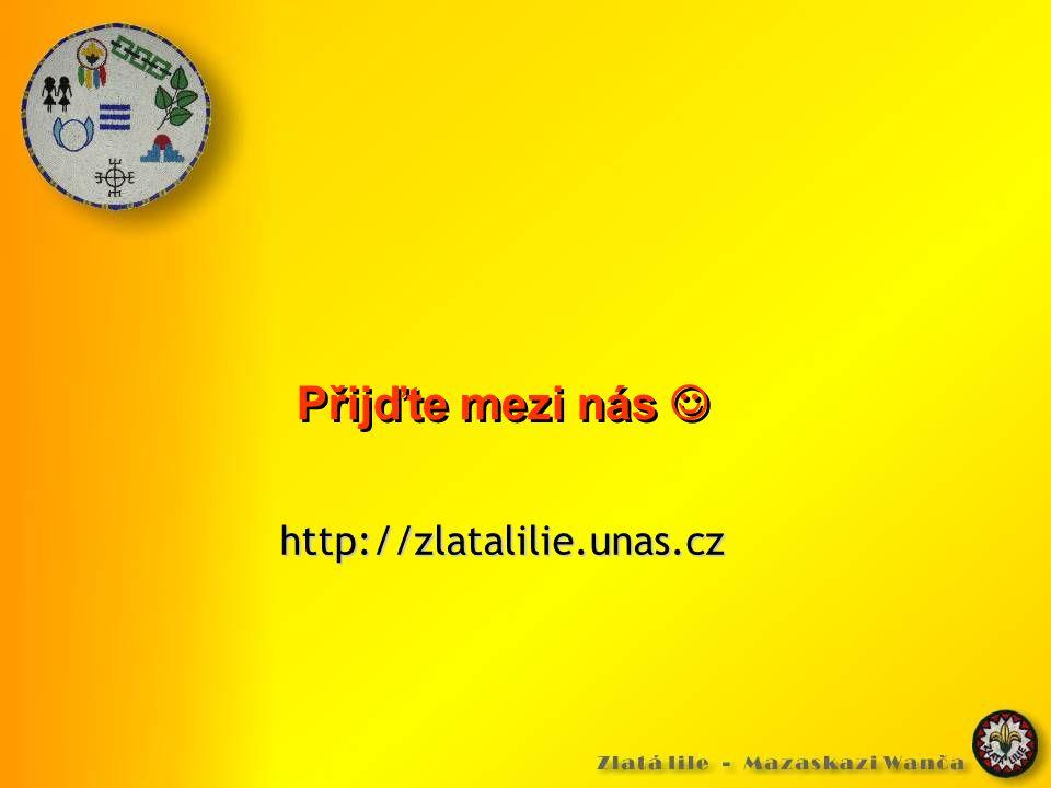 Přijďte mezi nás  http://zlatalilie.unas.cz