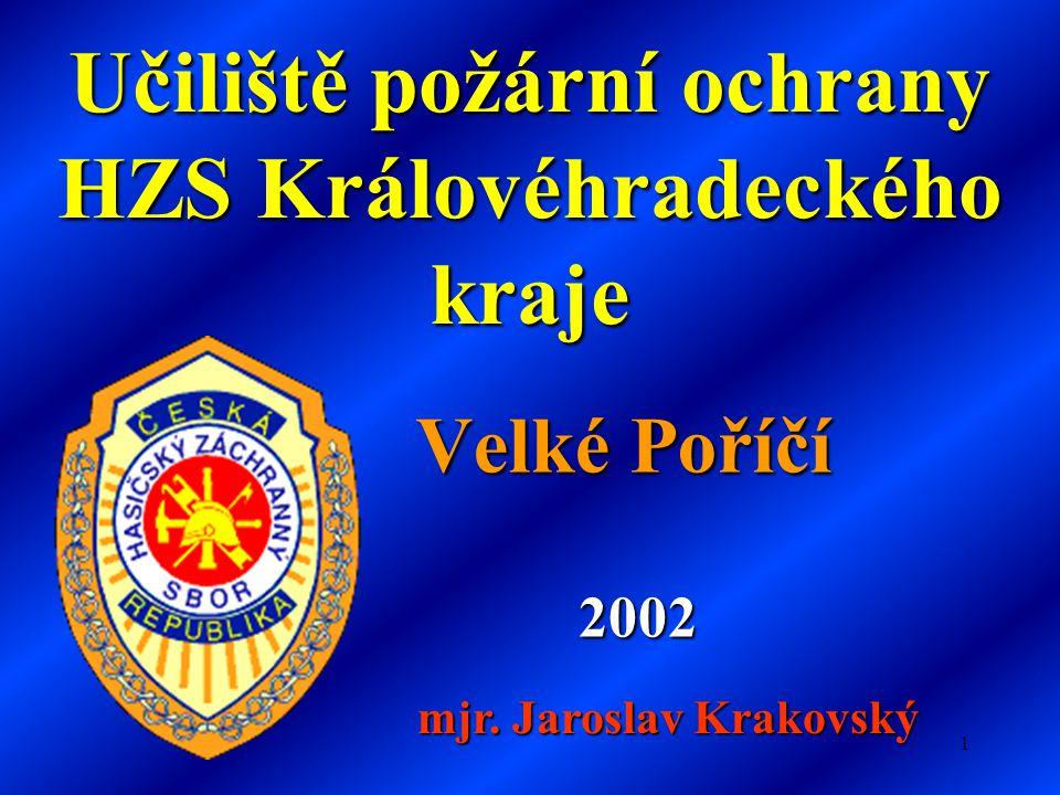 Učiliště požární ochrany HZS Královéhradeckého kraje