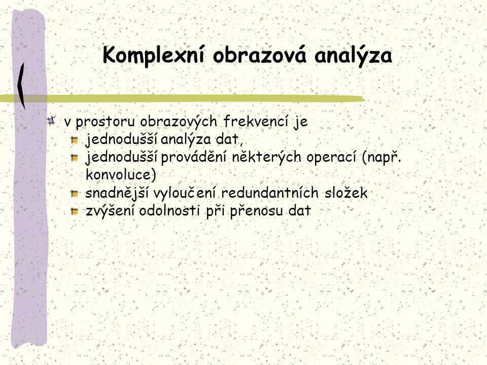 Komplexní obrazová analýza