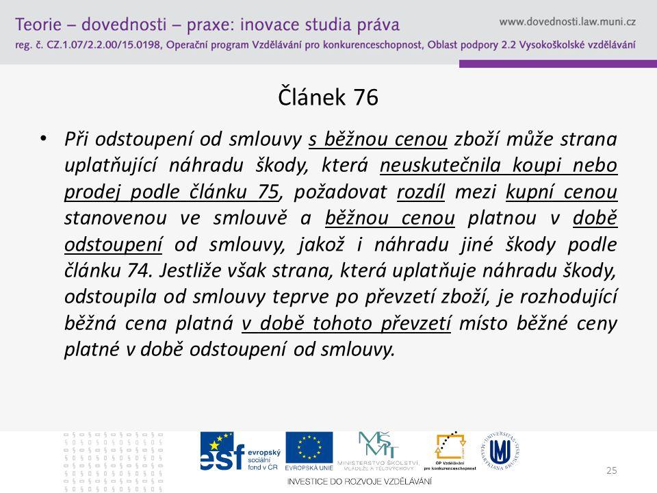 Článek 76