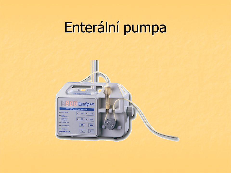 Enterální pumpa