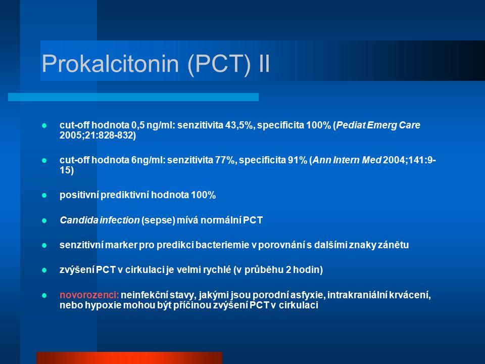 Prokalcitonin (PCT) II