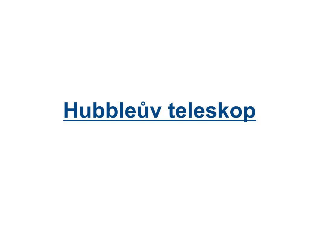 Hubbleův teleskop 27