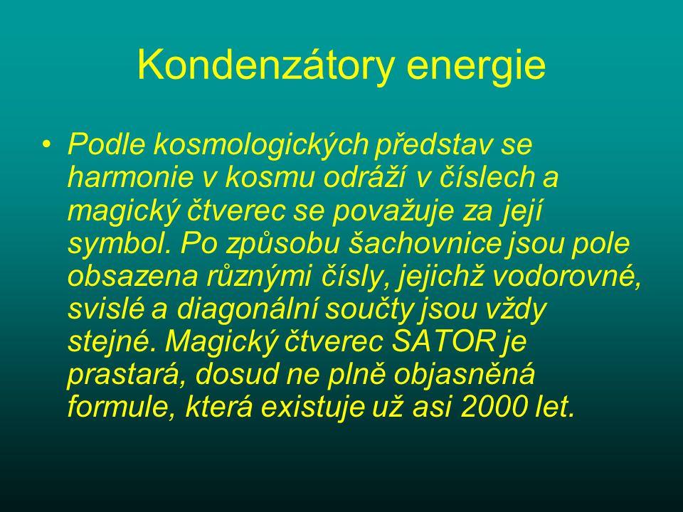 Kondenzátory energie