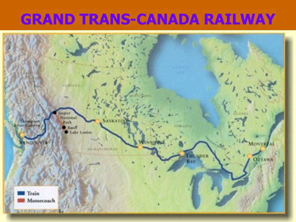 GRAND TRANS-CANADA RAILWAY