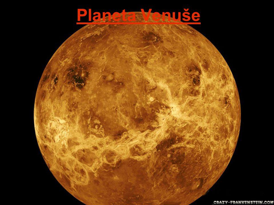 Planeta Venuše
