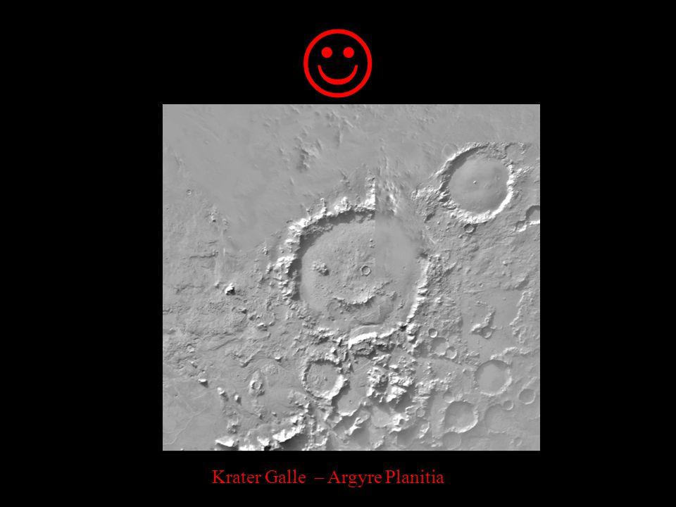  Krater Galle – Argyre Planitia