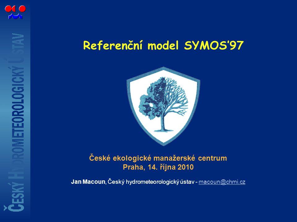 Referenční model SYMOS'97