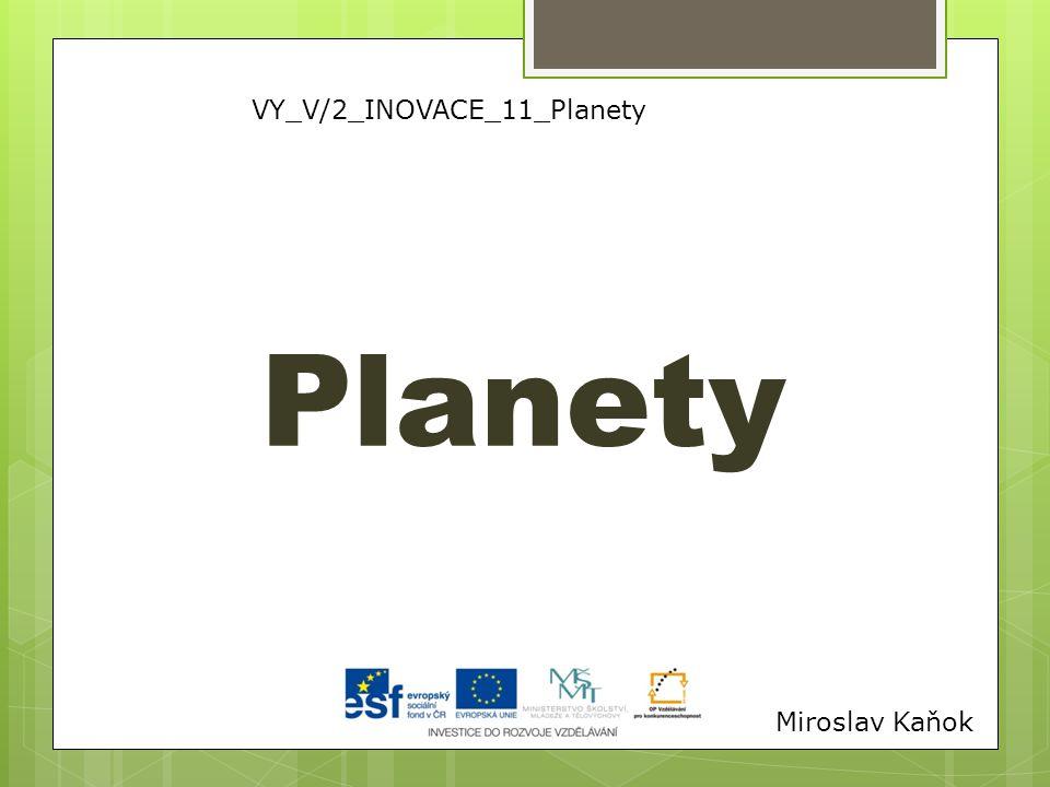 VY_V/2_INOVACE_11_Planety