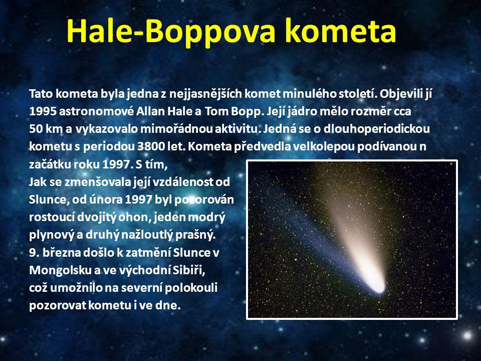 Hale-Boppova kometa