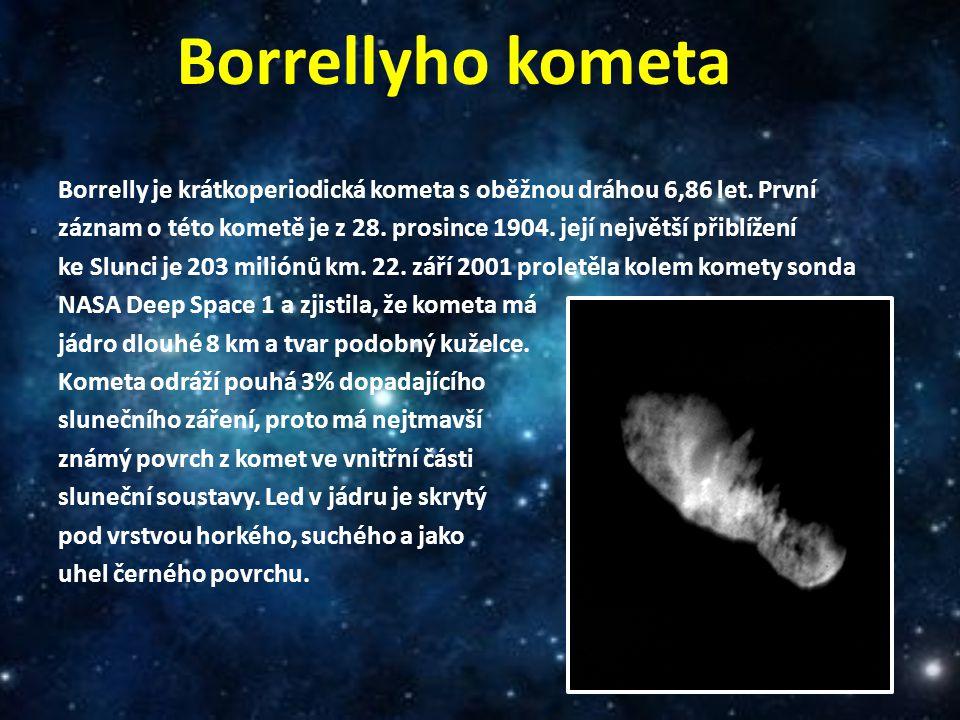Borrellyho kometa