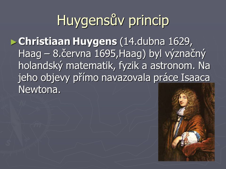 Huygensův princip