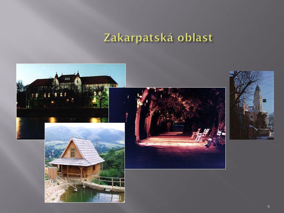 Zakarpatská oblast