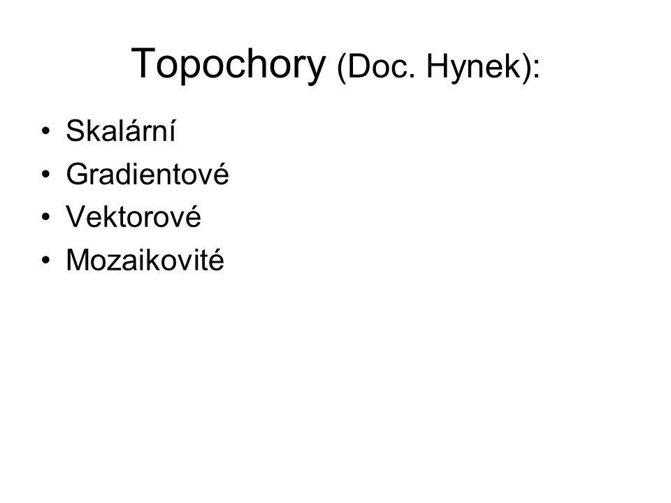 Topochory (Doc. Hynek):