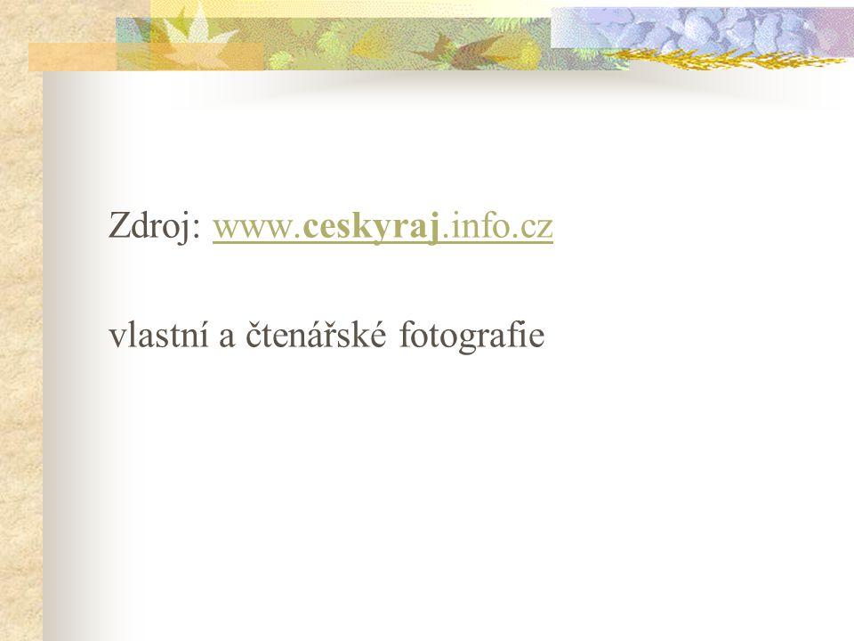 Zdroj: www.ceskyraj.info.cz
