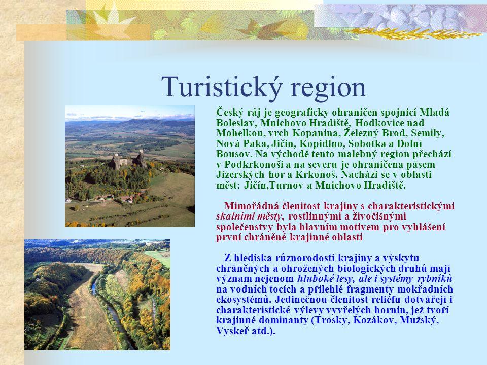 Turistický region