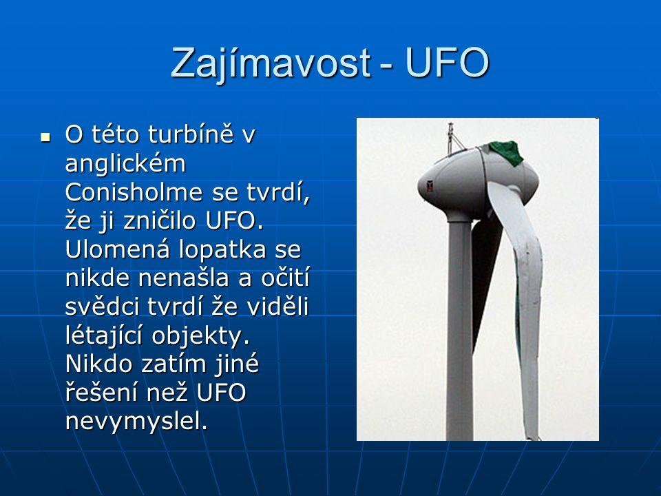 Zajímavost - UFO