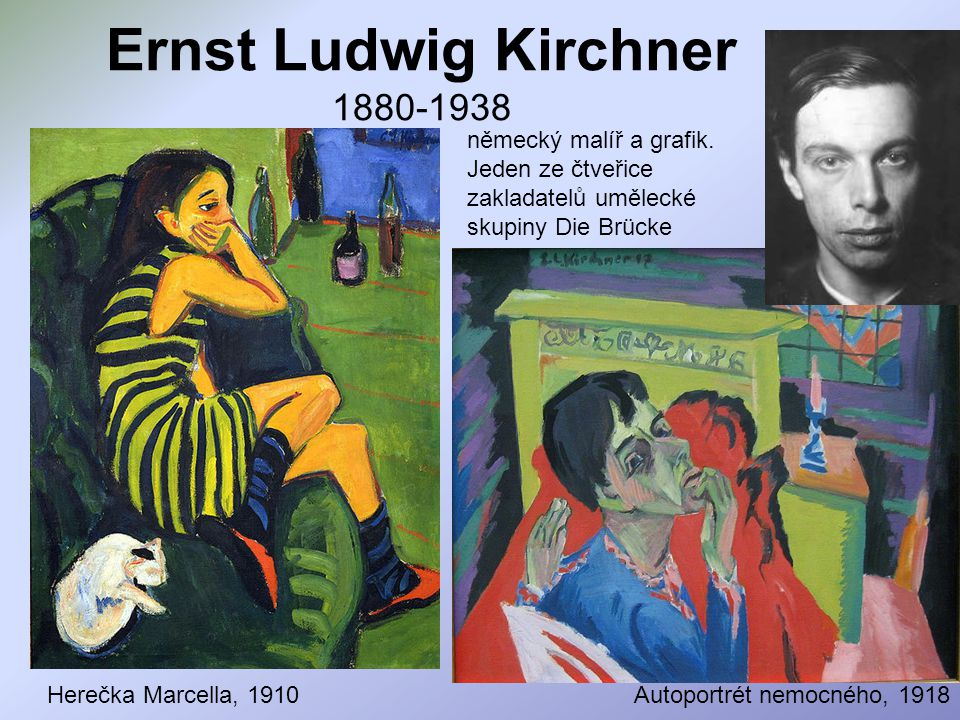 Ernst Ludwig Kirchner 1880-1938