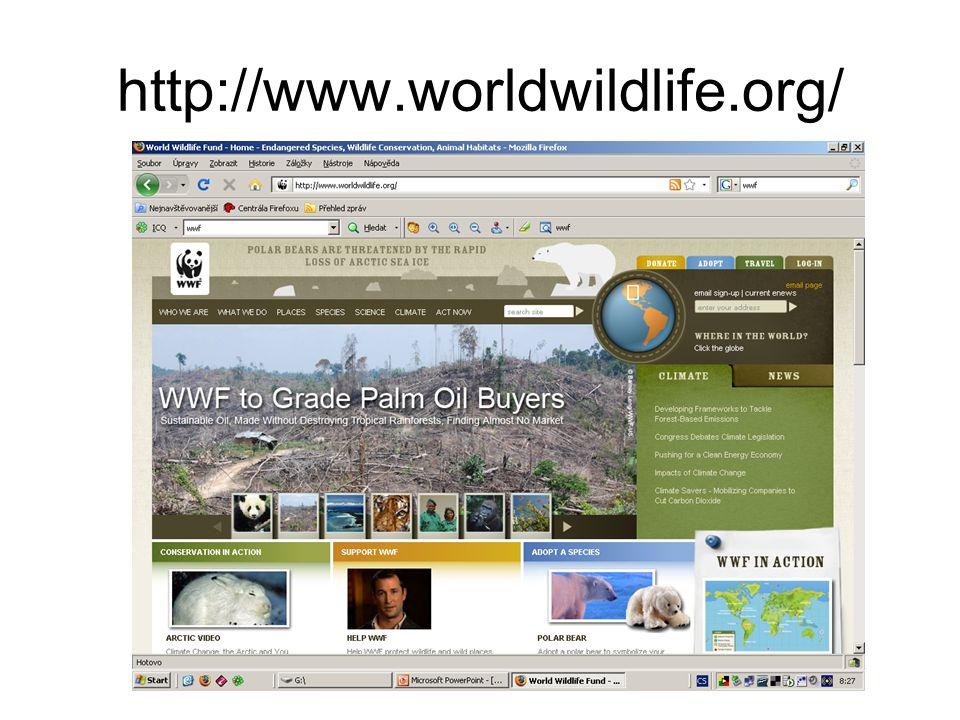 http://www.worldwildlife.org/
