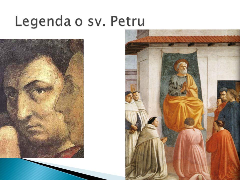 Legenda o sv. Petru