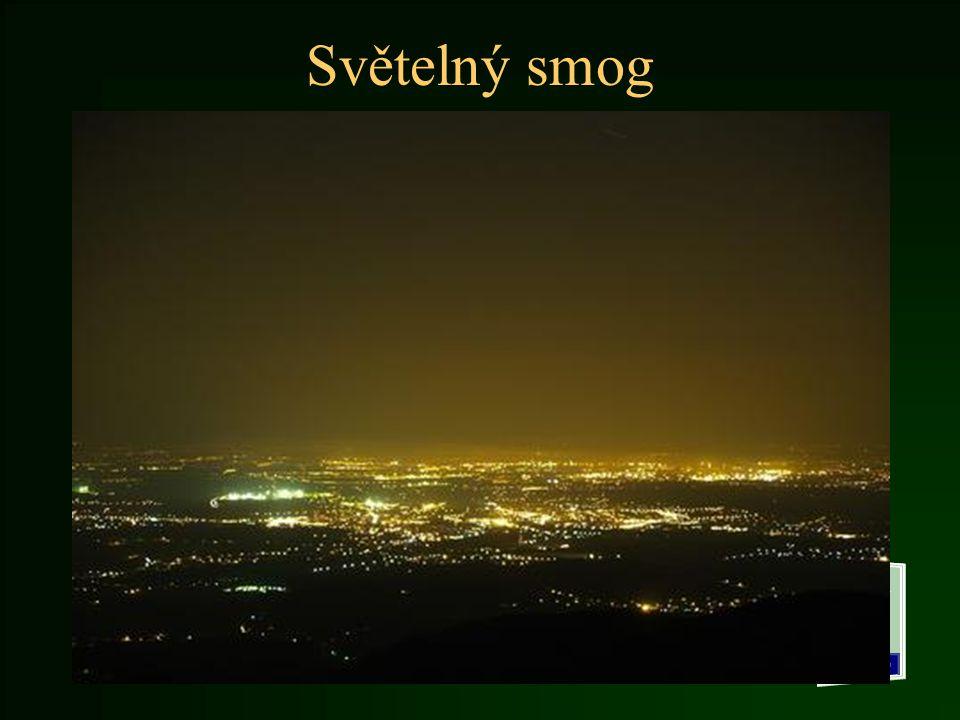 Světelný smog