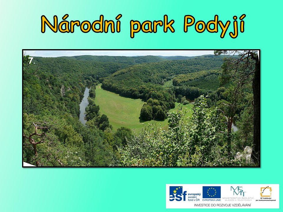 Národní park Podyjí 7.