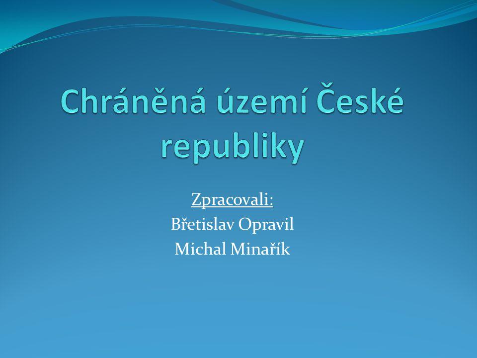 Chráněná území České republiky